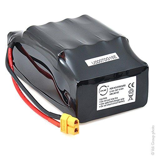 NX - Batteria Li-Ion Gyropode - Hoverboard 36V 4.4Ah