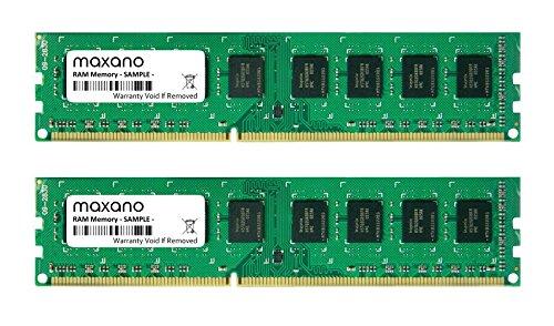 16GB Dual Channel Kit (2x 8GB) für Dell OptiPlex 9020 USFF DDR3 1600MHz (PC3-12800U) Dimm Arbeitsspeicher RAM Memory