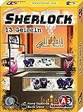 ABACUSSPIELE 48195 - Sherlock - 13 Geiseln, Kartenspiel