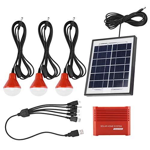 Garosa 4w Paneles Solares USB Recargable Placa Solar Portátil Policristalino Placa Solar Accesorios del Sistema de Energía Solar 3.7 v Batería de Litio