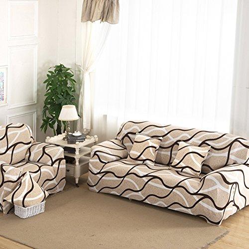 Coperture divano a 3 posti divano Slipcover stretch elastico Pet Dog Couch Protector poliestere...