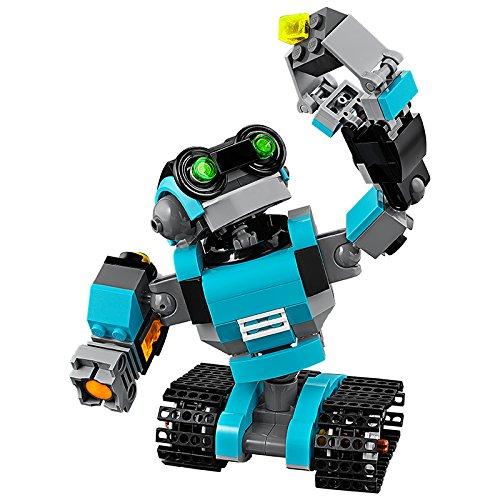51Zw19M12NL - LEGO Creator - Robot Explorador (31062)