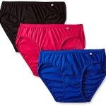 Jockey Women's Cotton Bikini (Pack of 3) (Color May Vary) 10