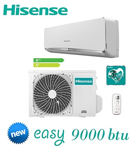 ClimatiseurClimatisation-Inverter-9000-BTU-Hisense-New-Easy-Smart-2017--te25yd02