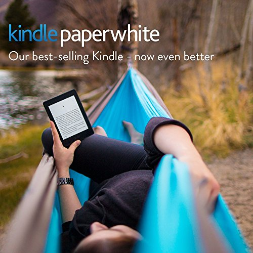 """Kindle Paperwhite (7th gen), 6"""" High Resolution Display with Built-in Light, 4GB, Wi-Fi 6"""