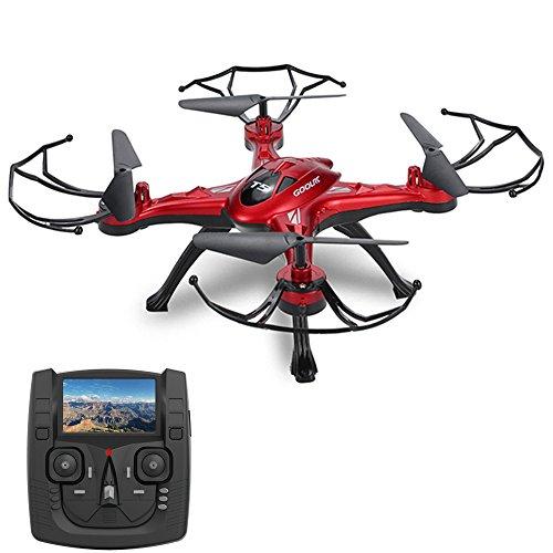 GoolRC T5G 5.8G FPV Drone con 2.0MP HD Camera Video in tempo reale, Headless modalità & One Key...