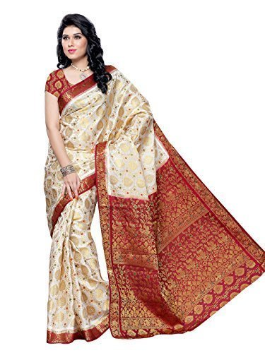 Mimosa Women's Silk Saree