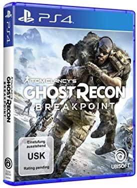 Tom Clancy's Ghost Recon Breakpoint  Standard- [PlayStation 4]