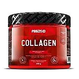 Prozis Collagen + Magnesium 300g: Suplemento con una Fórmula de Primera Calidad para la Salud de los Huesos, las Articulaciones y la Piel - Sin Aspartamo - 25 Dosis por Envase
