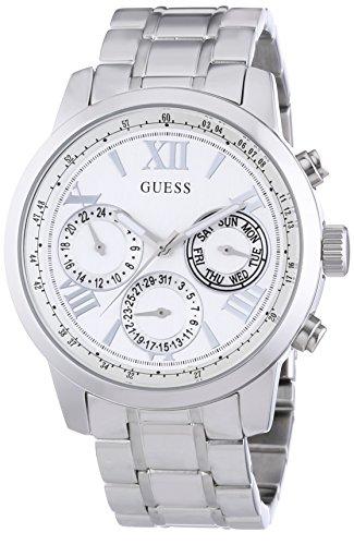 Guess Cronografo al Quarzo Orologio da Polso W0330L3