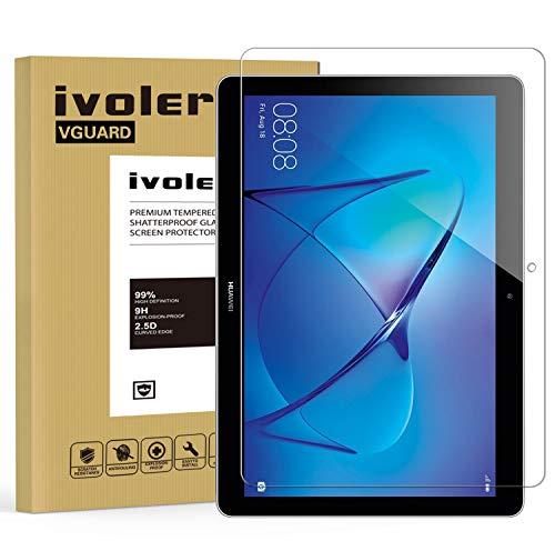 iVoler Pellicola Vetro Temperato per Huawei Mediapad T3 10.0, Pellicola Protettiva, Protezione per...