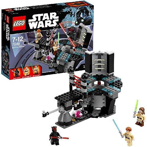 lego 75169 star wars jeu de construction duel on naboo 123jeu 123jeu. Black Bedroom Furniture Sets. Home Design Ideas