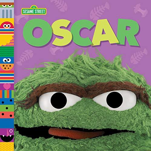 Oscar (Sesame Street Friends) (Sesame Street Board Books) (English Edition)
