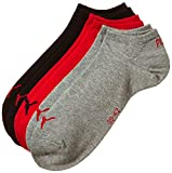 Puma Unisex Sportsocken Invisible 3er Pack, 251025
