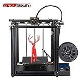Offizieller Creality 3D-Drucker Ender 5 mit Resume-Printing-Funktion und Marken-Netzteil