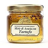 Miele d'Acacia al Tartufo Nero delle Langhe (120 g)