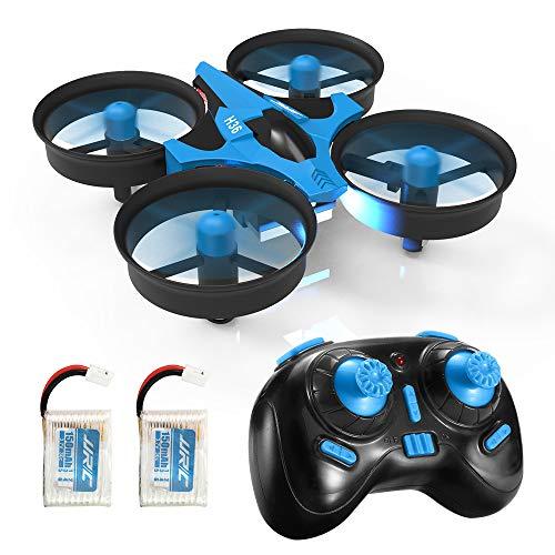 REDPAWZ H36 Mini Drone Quadcopter 2.4G 4CH 6 Assi modalità Headless Telecomando Nano Quadcopter RTF...