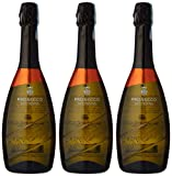 Mionetto Luxury Prosecco DOC Treviso Brut, 75cl (case of 3)