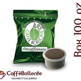 Caffè Borbone – Miscela Verde / Dek – Capsula FAP Lavazza Espresso Point – Box da 100 pz