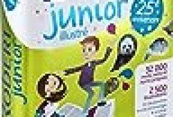 Dictionnaire Le Robert Junior illustré – 7/11 ans – CE-CM-6e – Édition anniversaire