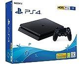 Sony Playstation 4 Slim 1 TB nero