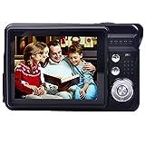 Compact digital Camera, Digitallife 2.7 inch TFT LCD 8x Digital Zoom HD  720P 18 Mega Pixels Video Camcorder for Kids,Adult and School