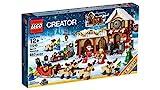 LEGO Creator 10245 - Weihnachtliche Werkstatt