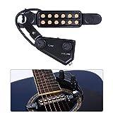 SILENCEBAN 12 transducteur de guitare SoundHole transducteur...