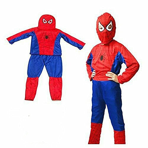 tony stark mind masala spiderman costume for kids for fancydress halloween cosplay
