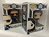 Funko POP Marvel: S.H.I.E.L.D - Agent Coulson and Agent Melinda May Action Figure by FunKo