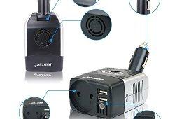 BESTEK Convertisseur 12V en 220V Chargeur Allume Cigare 75W Onduleur Transformateur de Tension Dual Ports USB – Prise EU Magasin en ligne