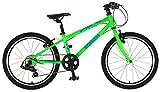 Squish 20 Green Junior Hybrid Bike 2018