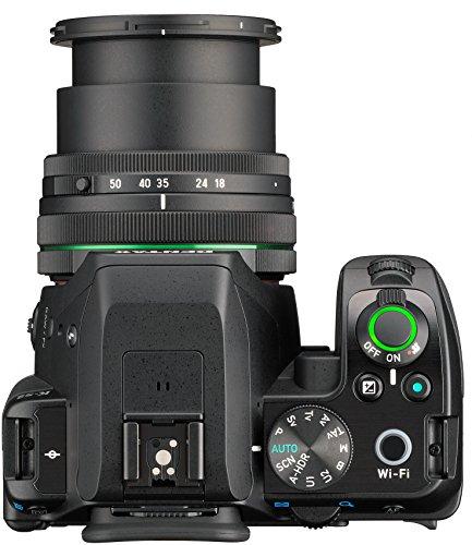 Pentax K-S2+18-50WR - Cámara fotográfica digital, color negro