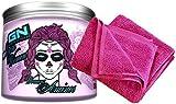 Special Edition GN Laboratories Iron Woman Womens Aminos Aminosäure BCAA Bodybuilding 250g Inkl. Kleinem Handtuch (Grape Splash - Trauben Splash)