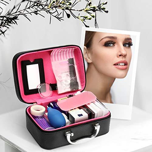 Kit Complet Exercice d' Extension de Cils Luckyfine- Niveau Luxe Édition Pratique Outil -Salon de Beauté, Outil de Maquillage -22pcs 29