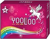 YOOLOO Unicorn - El divertido juego de cartas para niños, padres y amigos de los unicornios (de 2 a 8 personas, 2 variantes de juego)