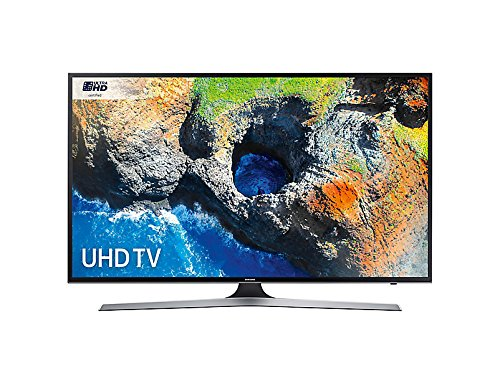 Samsung MU6100 40-Inch SMART Ultra HD TV