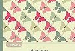Le carnet d'Anna – Lignes, 96p, A5 – Papillons Vintage