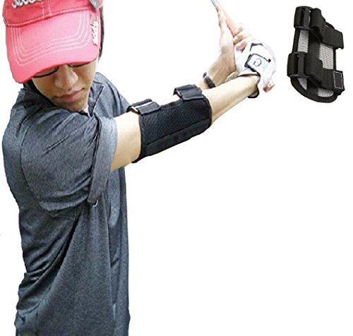 Futaba Golf Swing Straight Practice Elbow Brace