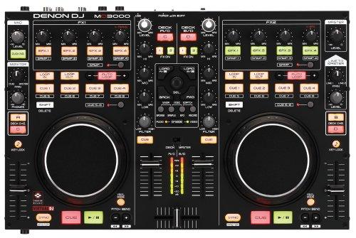Denon DNMC3000 - Controlador profesional para DJ