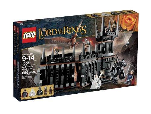 LEGO Lord of the Rings - El Señor de los Anillos Batalla en la puerta de Negro 79007