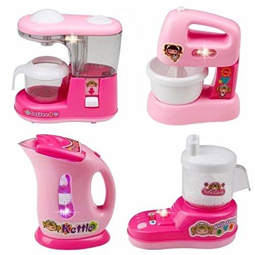 Childrens Kitchen Appliances Kitchen Toy Set Role Play Kitchen Toys ...