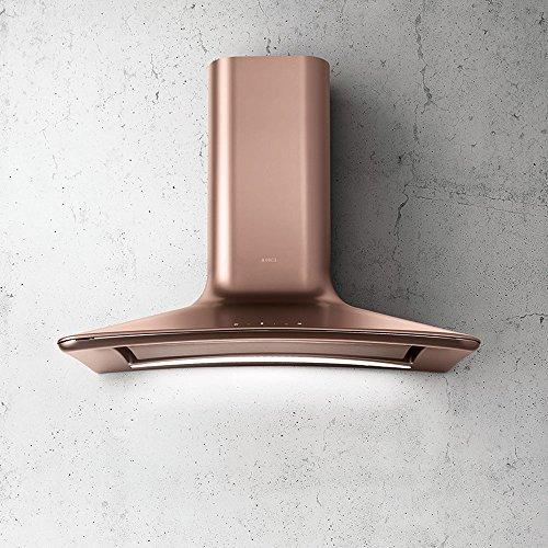 Elica DOLCE 625 m³/h Cappa aspirante a parete Rame A