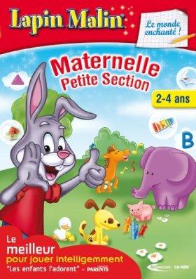 Lapin malin : Le monde enchanté - Maternelle petite section (2-4 ans)