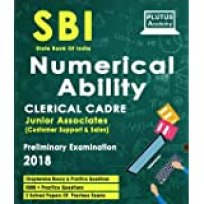 SBI Numerical Ability Book for Clerical Cadre