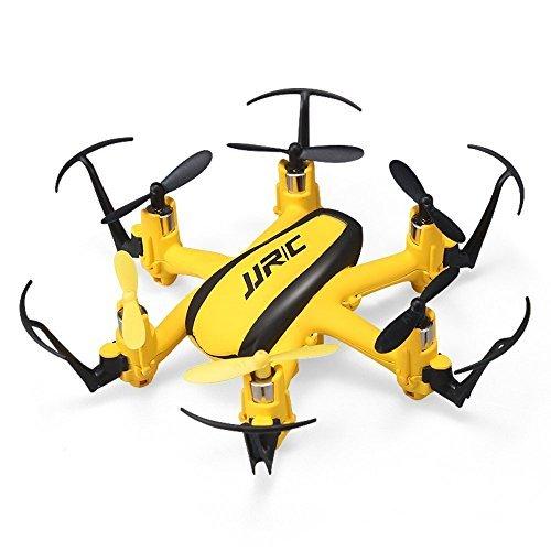WoW STORE JJRC H20H GIALLO - Drone Hexacoptero - 2.4Ghz 4 canali 6-Axis - Gyro - Antiurto - 360 ° -...