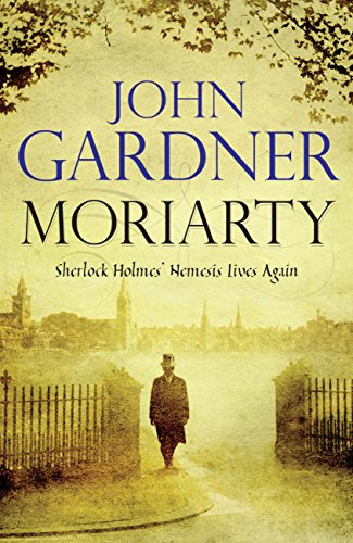 Moriarty by [Gardner, John]