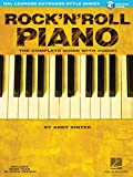 Rock'N'Roll Piano: The Complete Guide with CD (Hal Leonard Keyboard Style)