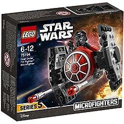 LEGO Star Wars First Order TIE Fighter Microfighter 75194 Star Wars Spielzeug