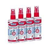 SOS Desinfektions-Spray: Desinfektionsmittel zur gründlichen und schnellen Hand- & Flächendesinfektion, 100ml